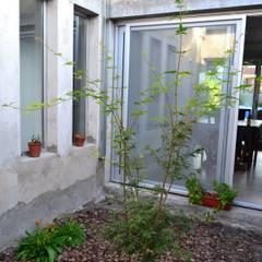 Jardines de estilo  por epb arquitectura, Moderno