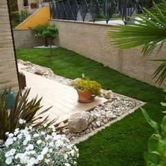 حديقة تنفيذ Studio Botanico Ventrone Dr. Fulvio, حداثي