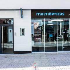 محلات تجارية تنفيذ Campa & Lamar Técnicos Asociados S.L.