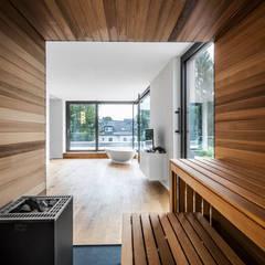 Spa by Corneille Uedingslohmann Architekten