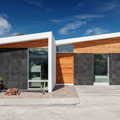 CASA MRE: Casas de estilo  por Imativa Arquitectos