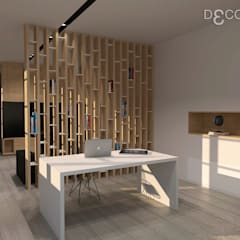 Study/office by Nuria Decor3D