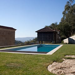 Piscinas de estilo topical por homify