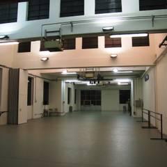 DANCEHAUS - dance and teathre academy: Scuole in stile  di Giorgio Martino Architetto