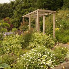 Vườn theo Yorkshire Gardens, Mộc mạc