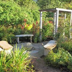 Taman oleh Yorkshire Gardens, Rustic