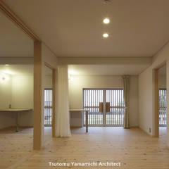 とけあういえ: 山道勉建築が手掛けたサンルームです。