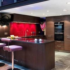 Kitchen Interior Design: industrial Kitchen by Quirke McNamara