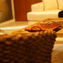 Departamento. Paredes y pisos clásicos de canica`s Clásico
