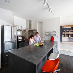 مطبخ تنفيذ atelier m