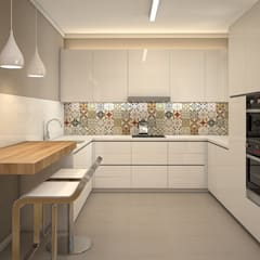 Kitchen by Beivide Studio