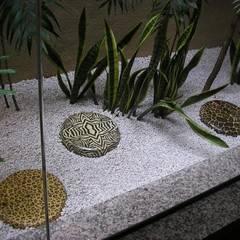 Muestras de trabajo: Jardines de estilo  por Jardines Paisajismo Y Decoraciones Elyflor,