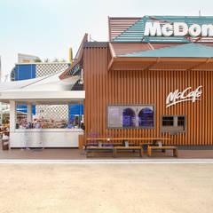 MC Donalds EXPO: Gastronomia in stile  di Diana Lapin