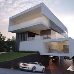 خانه ها by 21arquitectos