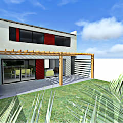 Häuser von epb arquitectura,