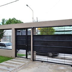 Garage/shed by epb arquitectura, Modern