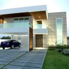 Projeto: Casas  por TOAR Arquitetura