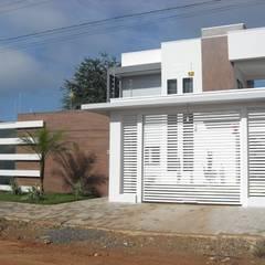 Projeto: Casas modernas por Ricardo Galego - Arquitetura e Engenharia