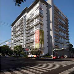 Casas de estilo moderno de ARCO Arquitectura Contemporánea Moderno