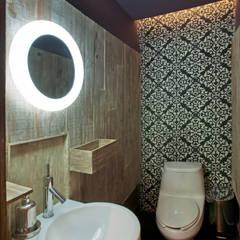 88be965323820 Restaurant Artesanal   Baños de estilo por ARCO Arquitectura Contemporánea