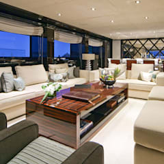 Modern yachts & jets by Luca Dini Design Modern