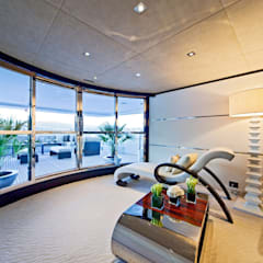 Yachts & jets by Luca Dini Design,