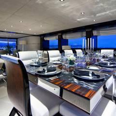 Kapal Pesiar & Jet oleh Luca Dini Design