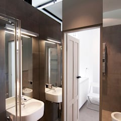 Bathroom by Bardadin Architecture, Industrial