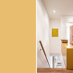 Corridor & hallway by meier architekten zürich