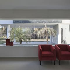 Living room by Pablo Anzilutti | Arquitecto, Modern