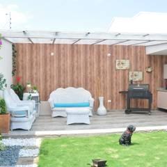 Proyecto Interiorismo: Jardines de estilo  por Decoespacios