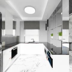 Kitchen by IDEALNIE Pracownia Projektowa, Modern