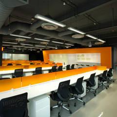 Study/office by ARCO Arquitectura Contemporánea , Modern