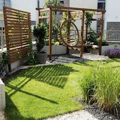 TARAS / OGRÓD w stylu śródziemnomorskim: styl , w kategorii Ogród zaprojektowany przez Ogrodowa Sceneria