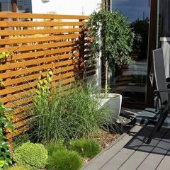 deska kompozytowa: styl , w kategorii Ogród zaprojektowany przez Ogrodowa Sceneria