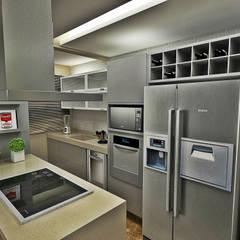 Kitchen by Atelier Par Deux