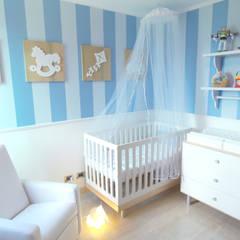 غرفة الاطفال تنفيذ TRIBU ESTUDIO CREATIVO, كلاسيكي