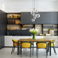 Кухни в . Автор – PRIVALOV design
