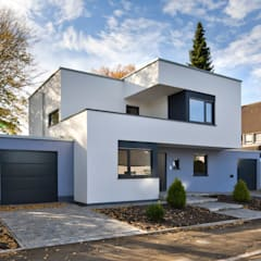 Holzrahmenbau:  Häuser von puschmann architektur,Modern
