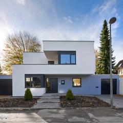 Holzrahmenbau: Häuser Von Puschmann Architektur