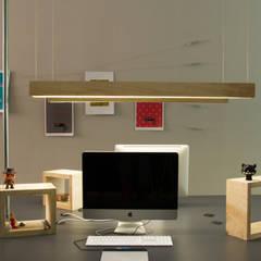 Edificios de oficinas de estilo  por PPStudio - Espaços Criativos,