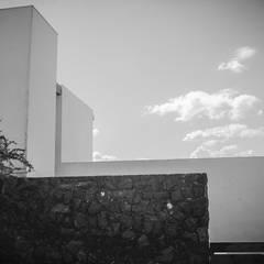 Paredes de estilo  por CCMP Arquitectura, Moderno