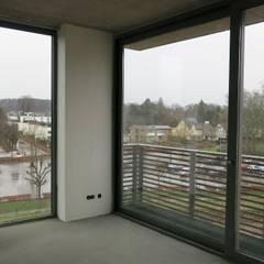 Diepengaerde  Valkenburg Lb:  Ramen door DI-vers architecten - BNA
