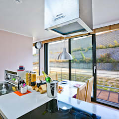 Kitchen by 한글주택(주)