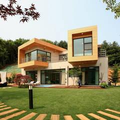 풍경,그곳에 살어리 랏다 [발트하임 설악]: 한글주택(주)의  주택