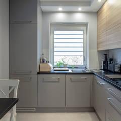 Kuchnia: styl , w kategorii Kuchnia zaprojektowany przez Carolineart