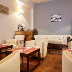 espace de dégustation: Restaurants de style  par la p'tite fabrik