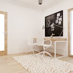 غرفة الاطفال تنفيذ Ale design Grzegorz Grzywacz,
