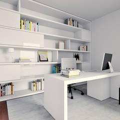 Ruang Kerja oleh MyWay design, Modern