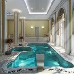 Pool by EMG Mimarlik Muhendislik Proje Çanakkale 0 286 222 01 77